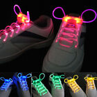 New LED Light Up Shoe Shoelaces Sports Shoestring Flash Glow Stick Party Disco