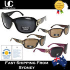 United Cultures Ladies Polarized 3Plus Sunglasses 4 Colours Cancer Council style