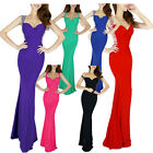 CHEAP 2015 Evening Prom Dress Ball Long Fitted Party Dress Formal Bridesmaid 10+