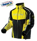 KLIM MEN'S GORE-TEX YELLOW KINETIC SNOWMOBILE PARKA JACKET