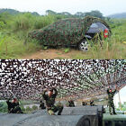 Shooting Hunting Woodlands Blinds Army Camouflage Camo Net Netting Camping Cover