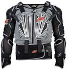 Oneal Ripper Motor Bike Motocycles Cross Body Armour Protector Black Adult