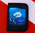 Diving logbook dayplanner style amphibious outfitters dive gear Scuba equipment