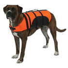 DOG ORANGE PET PRESERVER LIFE JACKET SAFETY VEST WATER Guardian Gear New