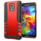 Hyperion Titan Premium Hybrid Protective Case Cover for Samsung Galaxy S5 SV