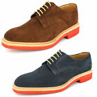 Mens Loake Suede Leather Lace Up Formal Shoes F Fitting MORRISON