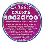 Snazaroo FUCHSIA PINK 18ml FACE PAINT Fancy Dress Party Stage MakeUp