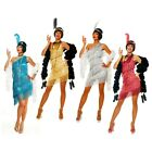 Kyпить Flapper Costumes Adult Roaring 20s Flapper Girl Dress Halloween Fancy Dress на еВаy.соm