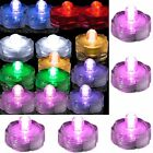 6 12 24 36 Led Submersible Battery Waterproof Wedding Decor Party Vase Tea Light фото