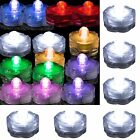 6 12 24 36 Led Submersible Battery Waterproof Wedding Decor Party Vase Tea Light
