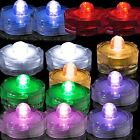 3 6 12 24 36 48 60 Led Submersible Waterproof Wedding Decoration Party Tea Light