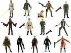 Star Wars Clone Wars Stormtrooper 3.75 Inch Action Figures To Choose