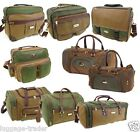 Olive Tan Suede Mens Holdall Fashion Bag Shoulder Strap Travel Luggage Gym Work