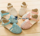 Spring Summer Baby Child Kids Hollow out Girls Princess Fashion Sandals Shoes