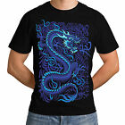 Chinese Dragon New Men Women T Shirt Asian Tattoo Yakusa Fantasy Horror *h243