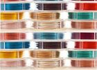 0.4-1mm Copper Craft Wire Tiara Making Floristry Jewelry DIY 18 Colours