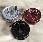 SKB Scimitar Fly Reel 1-4 Weight - Only 87 grams - Fly Fishing Reel - River
