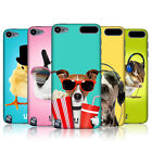 HEAD CASE FUNNY ANIMALS PROTECTIVE COVER FOR APPLE iPOD TOUCH 5G 5TH GEN