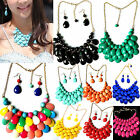 Fashion women girl Party Collar Beautiful Necklace Elegant Summer Pendent
