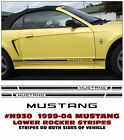 N930 1999-04 MUSTANG LOWER ROCKER STRIPE - FACTORY REPLACEMENT