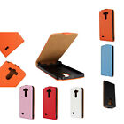 New High Quality Flip Leather Skin Vertical Case Cover Pouch For LG G3 D855