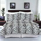 Zebra 8-PC Bed in a Bag Set 100% Egyptian Cotton
