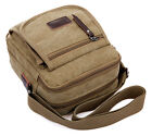 Men's new small Casual Canvas bag Shoulder Diagonal Leisure package bgas