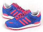 Adidas Originals ZX 700 W Vivid Blue/Bahia Pink/White Retro Casual 2014 D74364