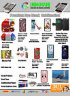 25xBlank Dye Cases for Sublimation  iPhone 4S/5S/5C/6-Galaxy S4/S5/S6-PL/Rubber