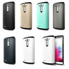 Dual layer PC Silicone Hybrid Shockproof Armor Defender Case Cover For LG G3