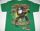 """New Lego Movie shirt Metalbeard pirate size XS-L """"What Arrrrrr you looking at"""""""