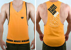 "UNLEASHED ""KOYA"" SINGLET - GYM RACERBACK T-BACK Y-BACK STRINGER MUSCLE TANK"