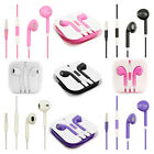 For Samsung Galaxy S3/ S4/ S5/ Active Color Earbuds Headset Remote Mic