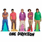 One Direction Desktop Standee Party Accessories Brand New Gift
