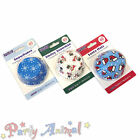 PME Cupcake/Bun Cases -Pack of 60- Christmas Cake Decorating Sugarcraft