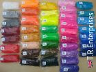 QUALITY LOOM BANDS  600 bands/clips/hook   41 COLOURS AVAILABLE!  UK SELLER