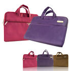 """Laptop Carry Sleeve Bag Handle Pouch Cover For 13.3"""" 13 Macbook Pro Air Retina"""