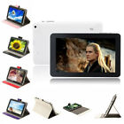 "IRULU 8GB 9"" Capacitive Android 4.4 Dual Core Dual Camera Tablet PC WiF w/ Case"