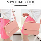 New Hots Korean Style Girl's PU Leather women bags of candy Handbag Muliticolor