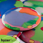 VIBRAM  Firm LACE *choose your weight & color* disc golf driver  Hyzer Farm