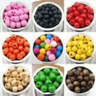 500Pcs,6 mm Rondelle Wood Spacer Loose Beads For DIY Jewelry Findings ,12Colors