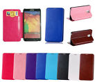 Leather Flip Wallet Stand Case Cover For Samsung Galaxy Note 3 III N9000 A01