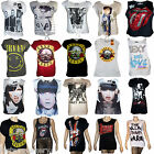 Take That Jessie J Rihanna Wanted Womans Girls T Shirt Top Size 6-20 Official