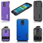 For Samsung Galaxy S5 SV Incipio DualPro Cover Case Two Layer Hybrid Dual Pro