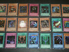 Yu-Gi-Oh! Trading/Gaming Cards:Limited Edition Insect Queen,Shogun,Knight,Anubis