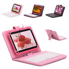 "IRULU X1 7"" Tablet 16GB Android 4.2 Dual Core Cameras 1.5GHz w/ Keyboards WIFI"