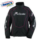 POLARIS Women's Black/Retro FXR® THROTTLE Winter Snowmobile Jacket 2863058_