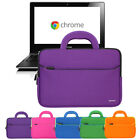 "Tablet Neoprene Sleeve Handle Carrying Case For Lenovo N20p 11.6"" Chromebook"