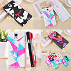 For Samsung Galaxy Note 3 III 3D Basketball Sports Shoe Sole Rubber Case Cover