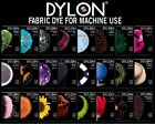 DYLON MACHINE BOX FABRIC CLOTHES WASH DYE 200G WASHING MACHINE CLOTHES DYE